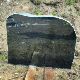Hauakivi NR3 - 67x85x10cm  - ainult materjal