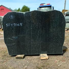 Hauakivi NR7 - 50x71x15cm  - ainult materjal