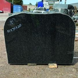 Hauakivi NR10 - 51x70x20cm  - ainult materjal
