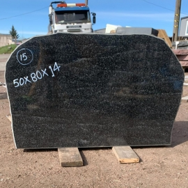 Hauakivi NR15 - 50x80x14cm - ainult materjal