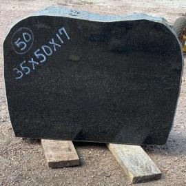 Hauakivi Nr50- 35x50x17 cm - ainult materjal